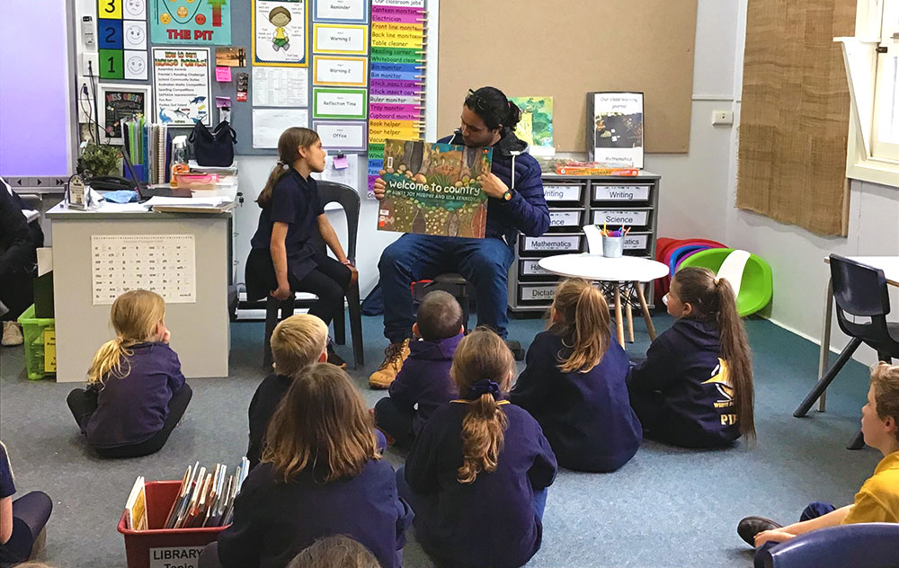 Indigenous Literacy Day 2019