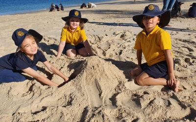 Beach School!